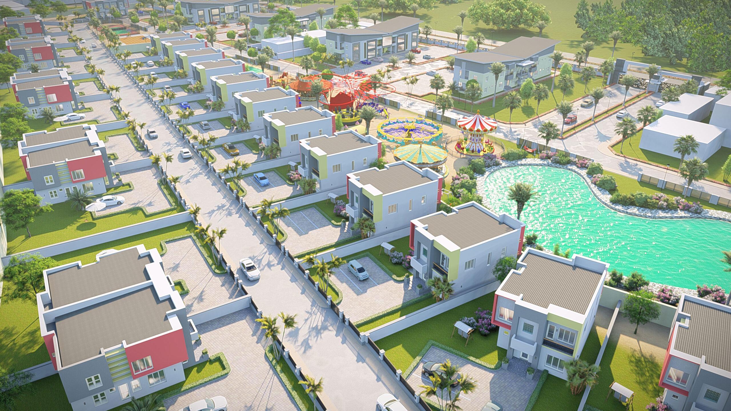Lake City, Ibeju-Lekki, Lagos
