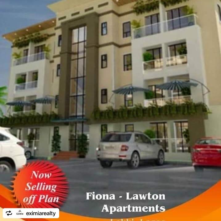 Fiona Lawton Apartments Flyers