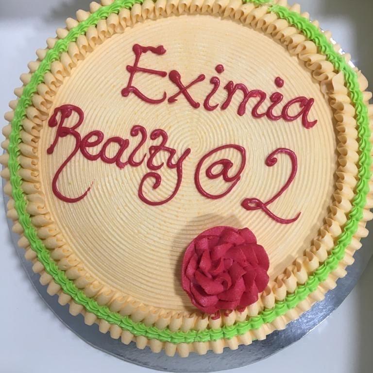 Celebrating Eximia Realty Company Ltd 2 Year Anniversary