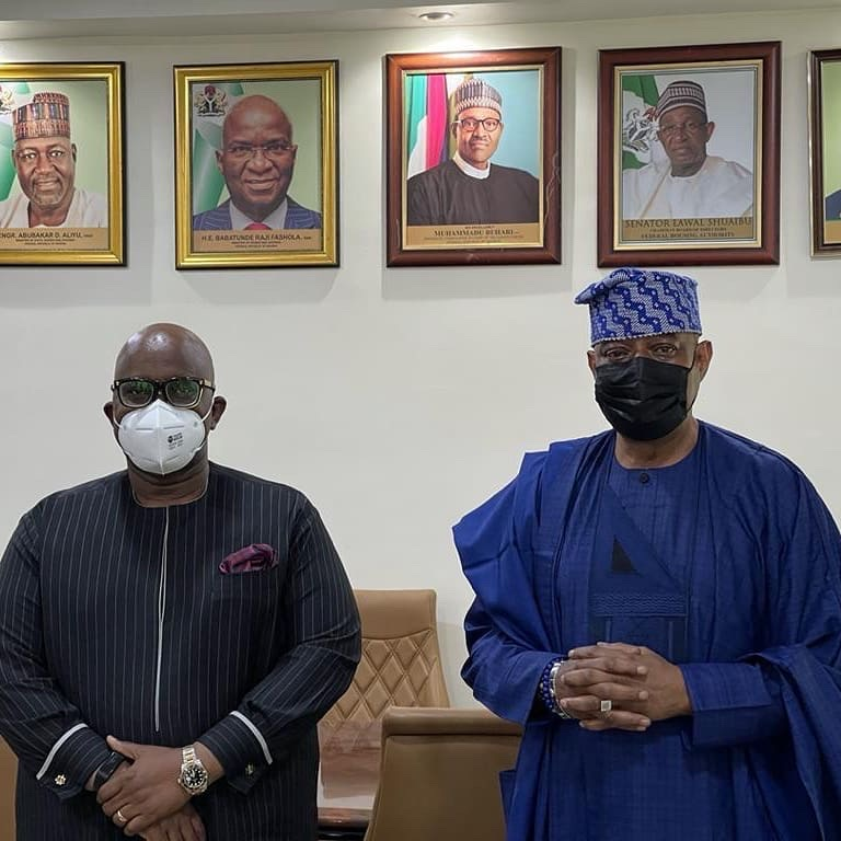 Federal Housing Authority Official Visit (Abuja)