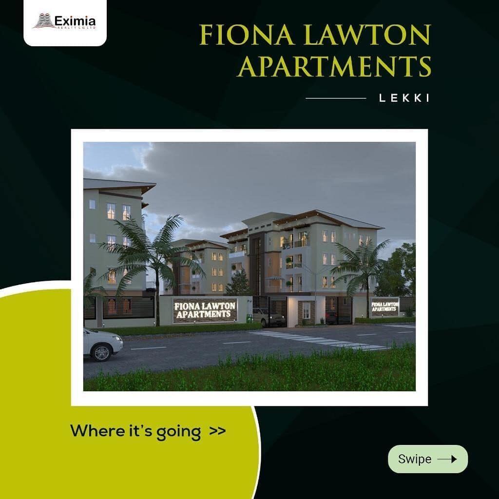Fiona Lawton Apartments Construction Progress Report