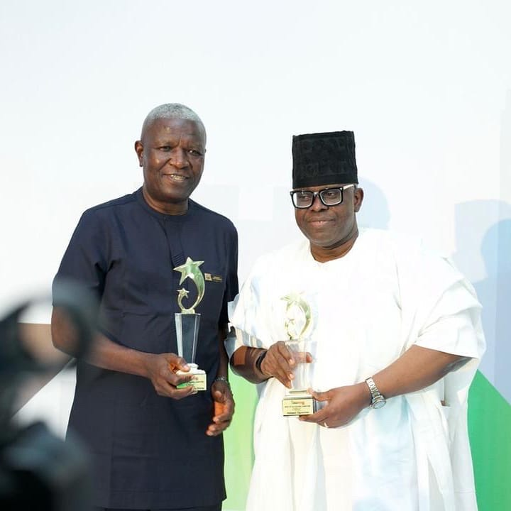 Winner of African Housing Leadership Award @ AIHS 2021